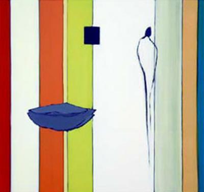 Multicolored, c. 2005