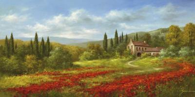 Tuscany Beauty II