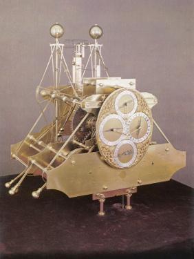 Harrison's First Chronometer by Heinz Zinram