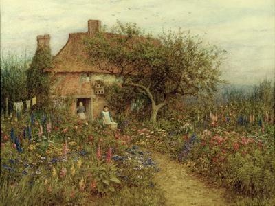 A Cottage Near Brook, Witley, Surrey
