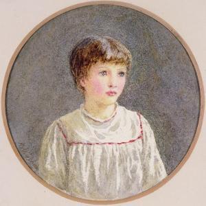 Alice by Helen Allingham