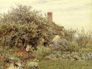 Near Hambledon by Helen Allingham