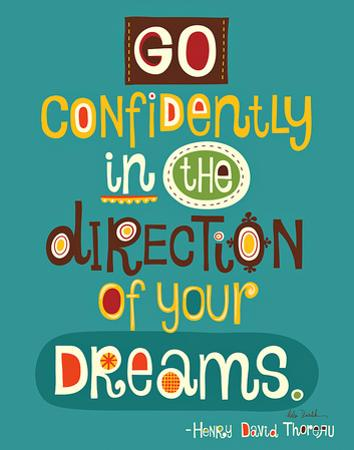 Go Confidently by Helen Dardik