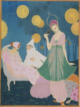 Vogue - July 1913 by Helen Dryden