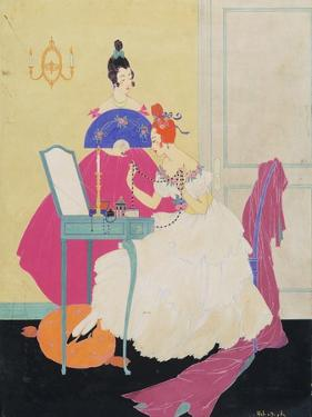 Vogue - November 1915 by Helen Dryden