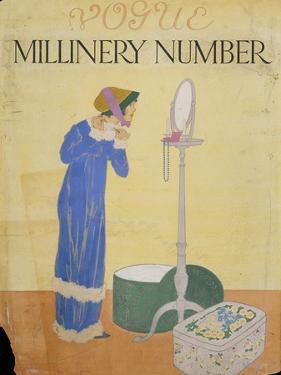 Vogue - September 1912 by Helen Dryden