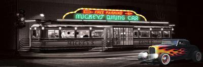Mickey's Diner by Helen Flint