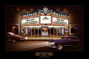 Roxie Picture Palace by Helen Flint