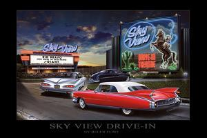 Sky View Drive-In by Helen Flint