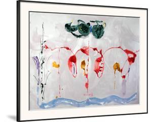 Aerie by Helen Frankenthaler