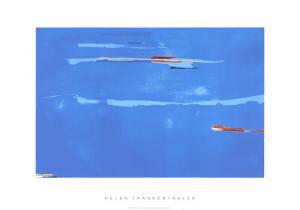 Ocean Drive West No. 1, c.1974 by Helen Frankenthaler