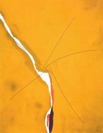 Sesame, c.1970 by Helen Frankenthaler
