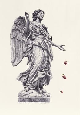 Angel in Birmingham by Helen J^ Vaughn