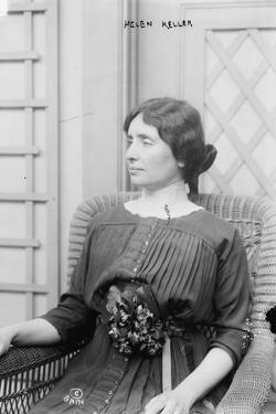 Helen Keller, 1913