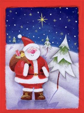Santa Claus, 2003 by Helen Sartoris