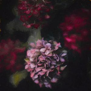 Blooming  2020  (painting) by Helen White