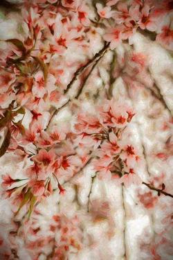 Orientalis  2020  (mixed media) by Helen White