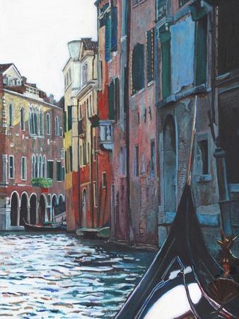Venetian Backwater, 2012