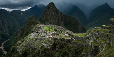 Machu Picchu, Peru by Helena Normark