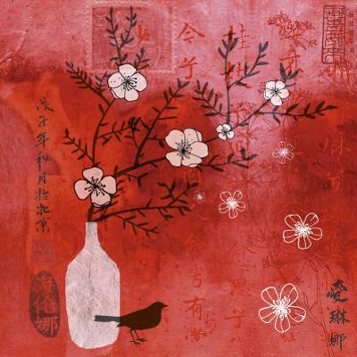 Asia Cherry Tree by Helene Druvert