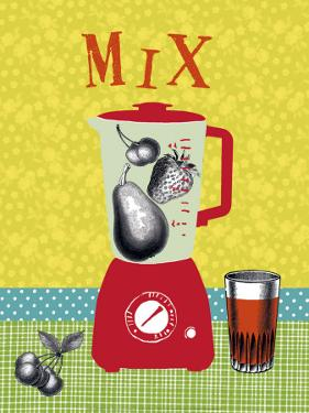 Mix by Helene Druvert