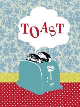 Toast by Helene Druvert
