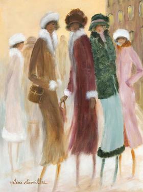 Entrons-magasiner by Hélène Léveillée