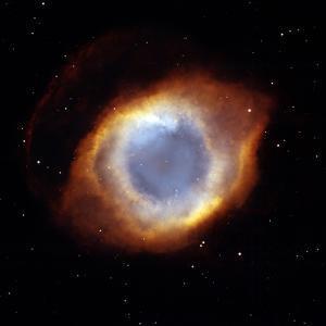 Helix Nebula, HST Image