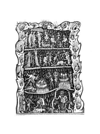 Hell, 12th Century