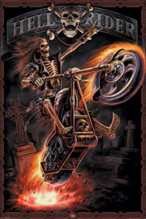 Hell Rider - Spiral