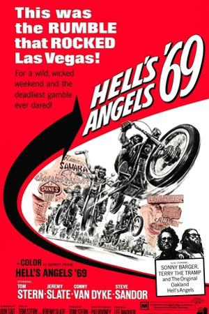HELL'S ANGELS '69, 1969