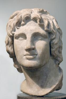 Hellenistic Portrait of Alexander the Great