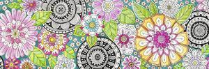 Mandalas and Pastel Florals by Hello Angel