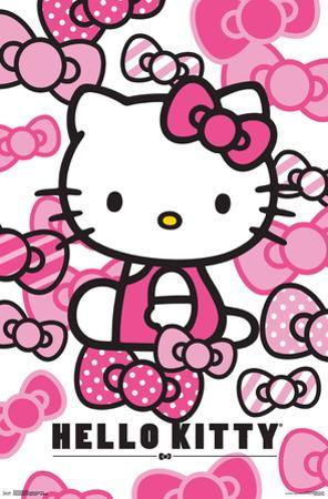 Hello Kitty- Bow Collection