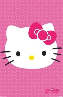 HELLO KITTY - FACE