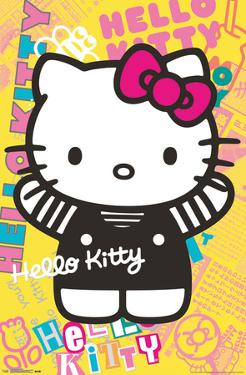 Hello Kitty- Ready For A Hug
