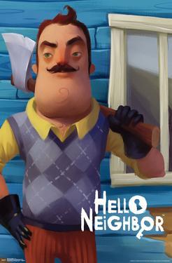 HELLO NEIGHBOR - AXE