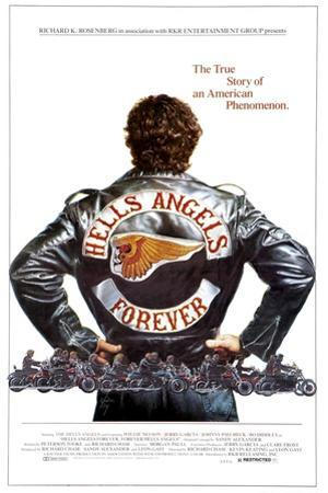 HELLS ANGELS FOREVER, poster art, 1983, ©RKR/courtesy Everett Collection