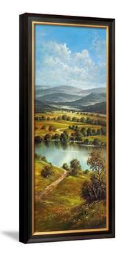 Bohemia River by Helmut Glassl