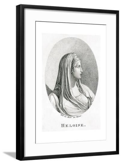 Heloise, Bust, Deseine--Framed Giclee Print