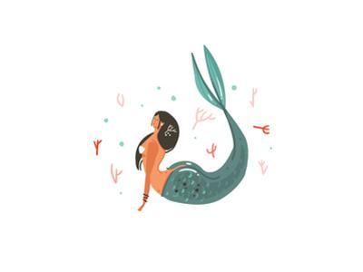 Mermaid by Helter skelter