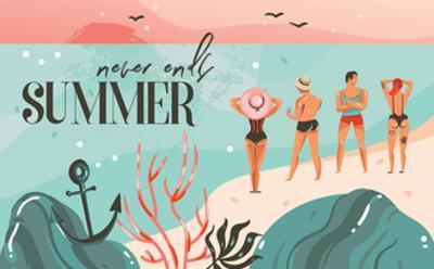 Never Ending Summer by Helter skelter