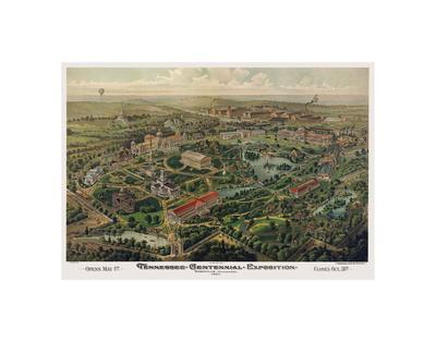 Tennessee Centennial Exposition, Nashville, 1897