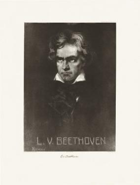 Beethoven by Hendrich Rumpf