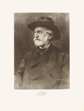 Verdi by Hendrich Rumpf