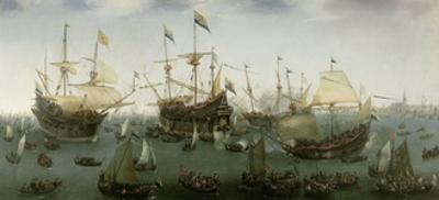 The Return to Amsterdam of the Second Expedition to the East Indies, 1599