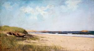 Along the Coast by Hendrik Avercamp