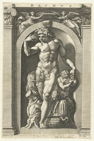 Bacchus, 1592