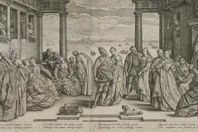 The Venetian Wedding, 1584