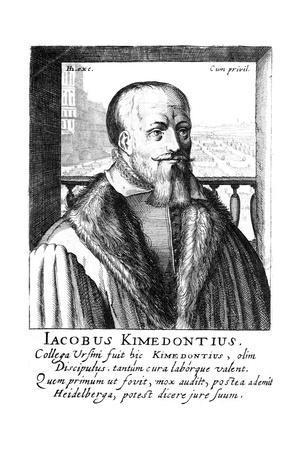 Jacob Kimedoncius